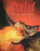 Meat Loaf - 'Three Bats Tour' Programme